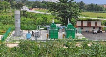 The Use of Biogas as an Alternative Energy Supply in Indonesia