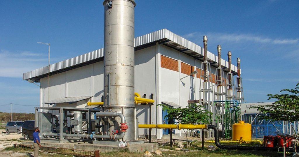 Biogas_Power Generation