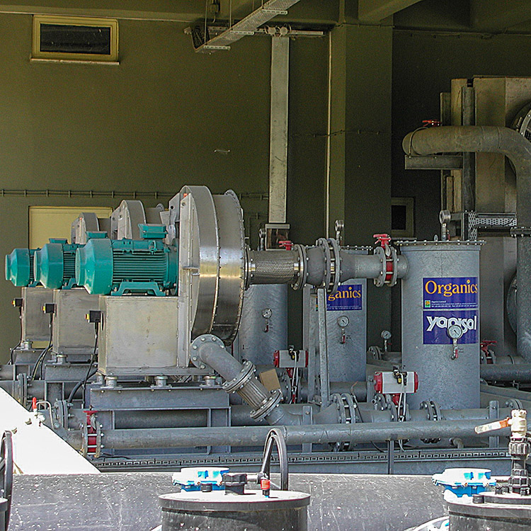 Booster Set Power Generation