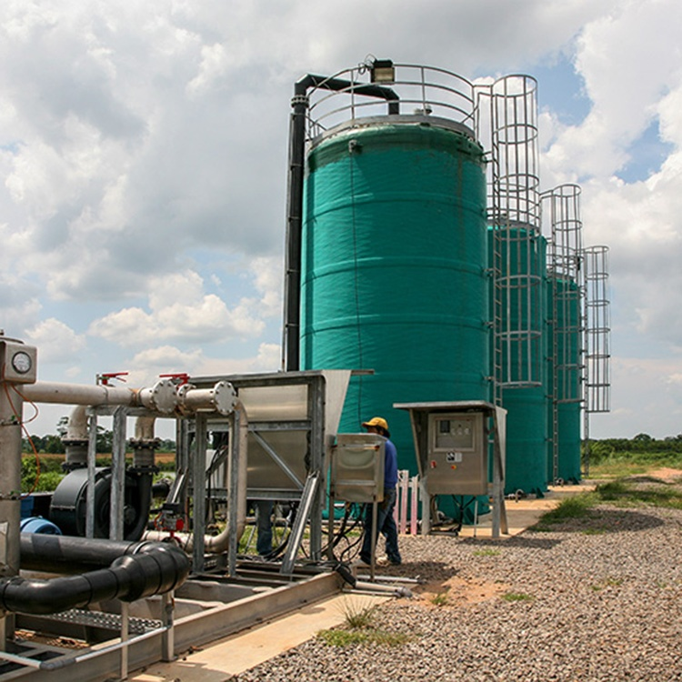 H2S scrubbers for Biogas treatment
